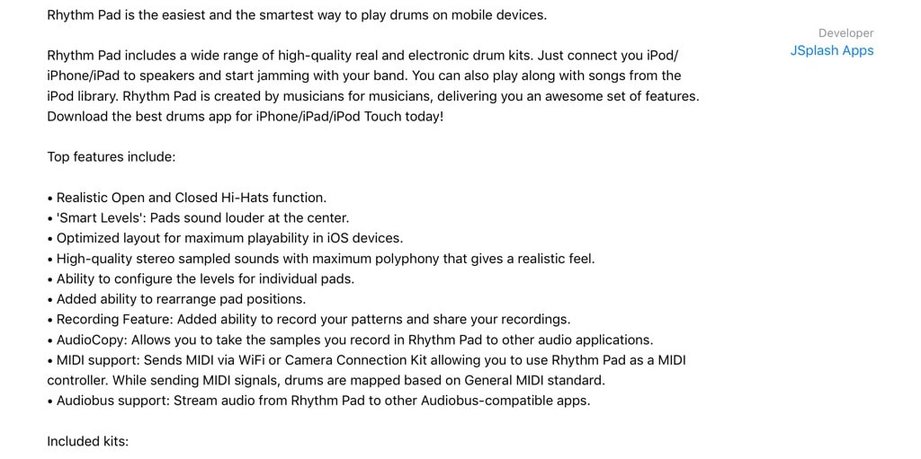 Rhythm Pad Pro v4 9 10 - APPS4IDEVICES REBIRTH